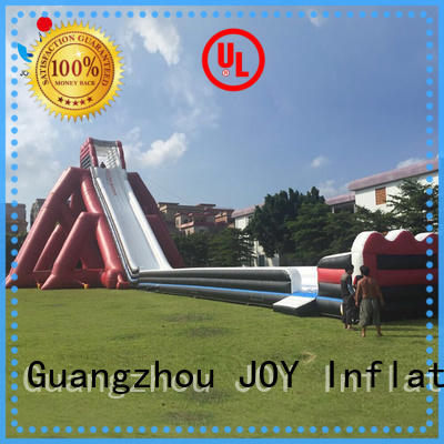 JOY inflatable best inflatable water slides directly sale for children