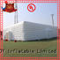 inflatable marquee for sale new white customized JOY inflatable Brand Inflatable cube tent