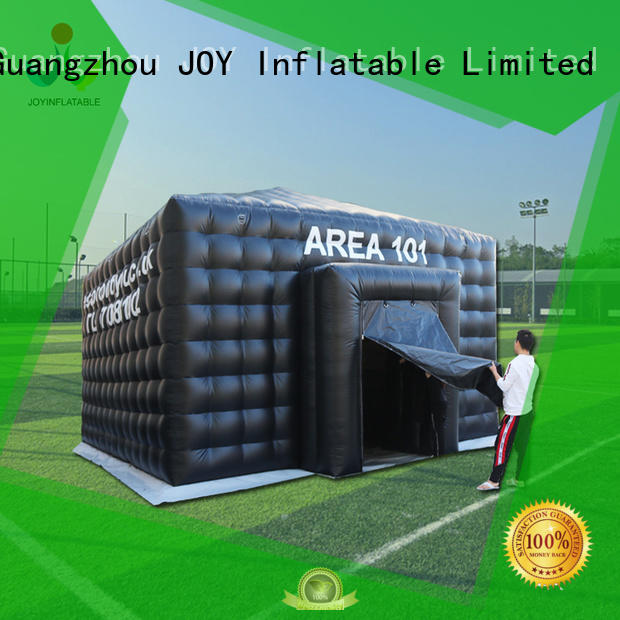 inflatable marquee for sale giant waterproof JOY inflatable Brand company