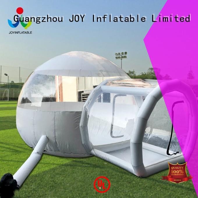 6x8m Custom room dome  JOY inflatable frame