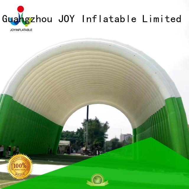 JOY inflatable waterproof blow up tents large wholesale for kids