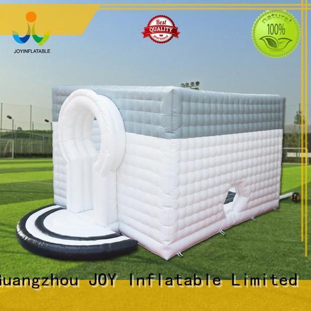 Custom cube Inflatable cube tent joyinflatable JOY inflatable