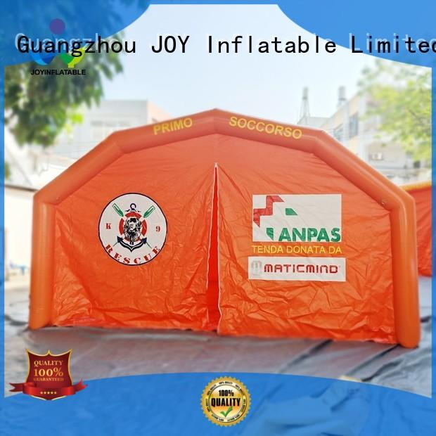 Quality JOY inflatable Brand medical tent for sale waterproof popular