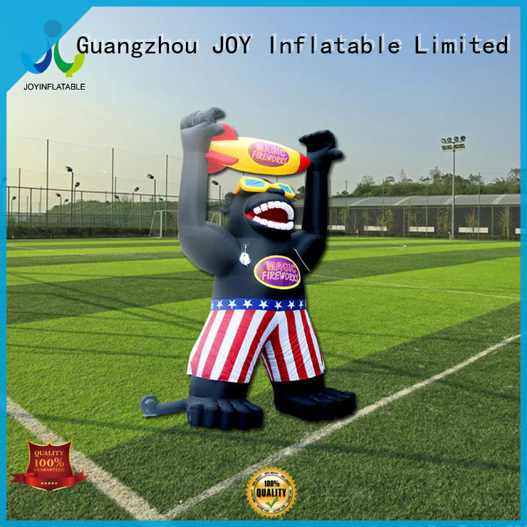 JOY inflatable inflatable man factory for outdoor