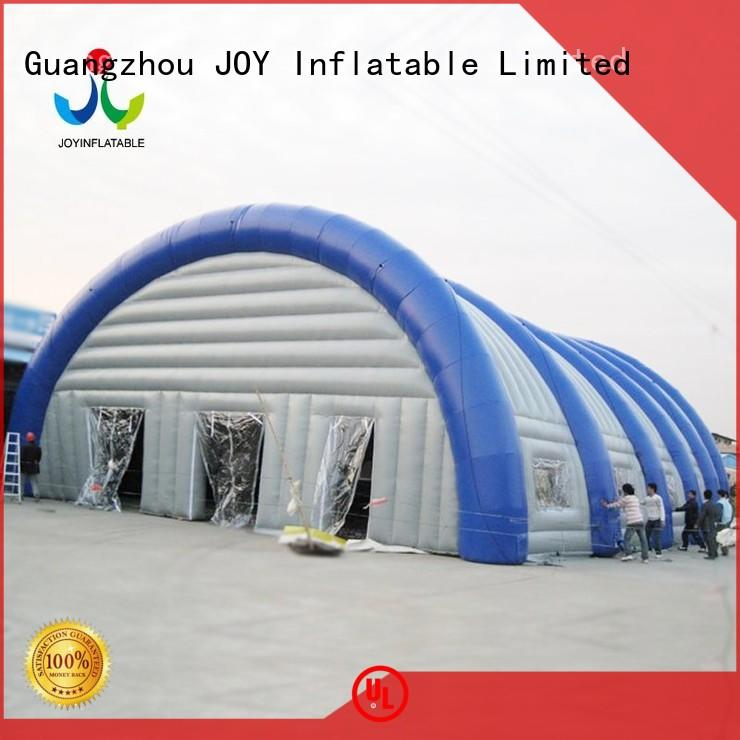 Hot blow up tents for sale large JOY inflatable Brand