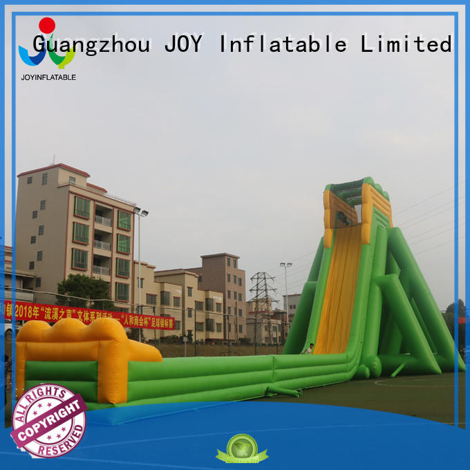 Hot inflatable water slide slip JOY inflatable Brand