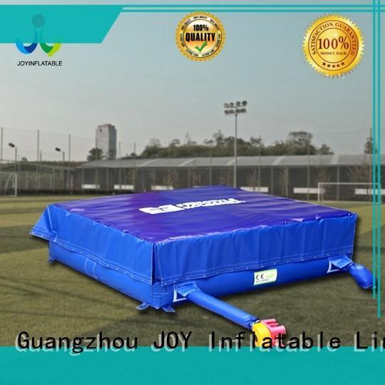 JOY inflatable pad bag jump manufacturer for children