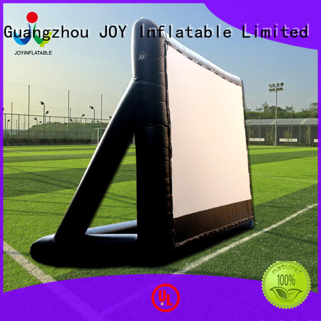 JOY inflatable stunts inflatable screen directly sale for kids