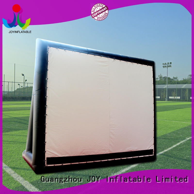 bike ski inflatable movie screen directly sale for child