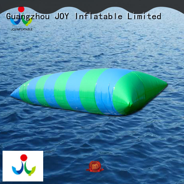 JOY inflatable iceberg trampoline water park factory price for outdoor