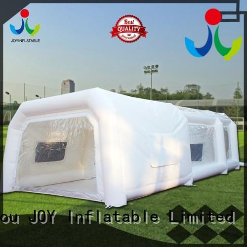 blow up paint booth tent high quality paint inflatable spray tent portable JOY inflatable Brand