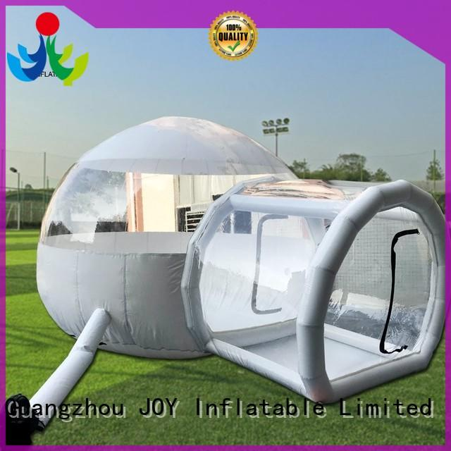 dome outdoor tunnel  JOY inflatable manufacture