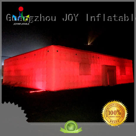 inflatable marquee for sale popular hot selling Inflatable cube tent stage company