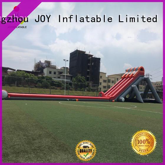 JOY inflatable best inflatable water slides manufacturer for kids