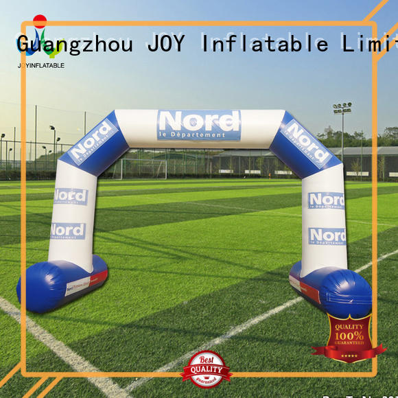 sport inflatable race arch wholesale for child