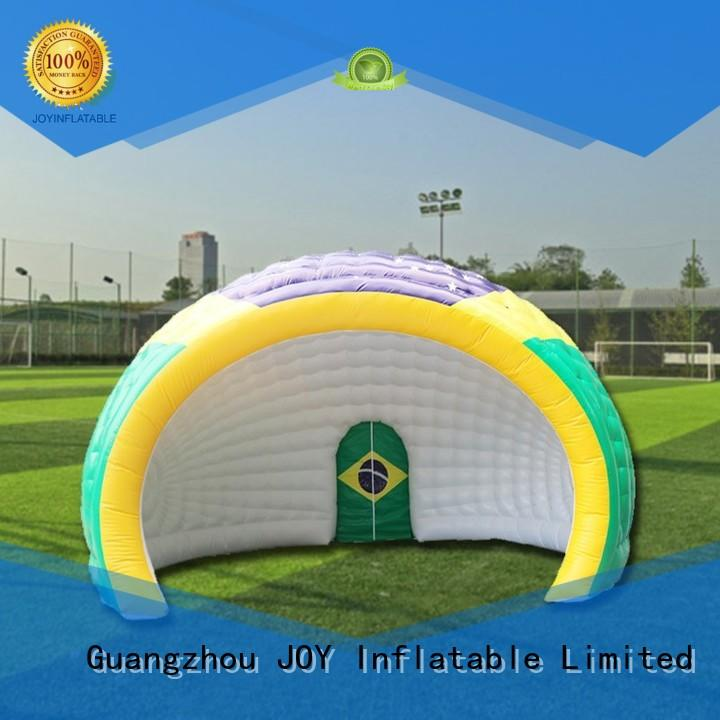 Quality JOY inflatable Brand yard 10 blow up igloo