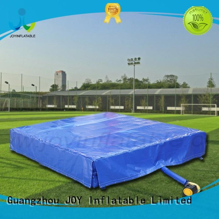 safety stunt pads customized for kids