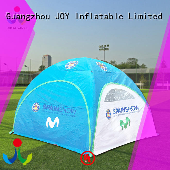 high quality exhibition OEM Inflatable advertising tent JOY inflatable