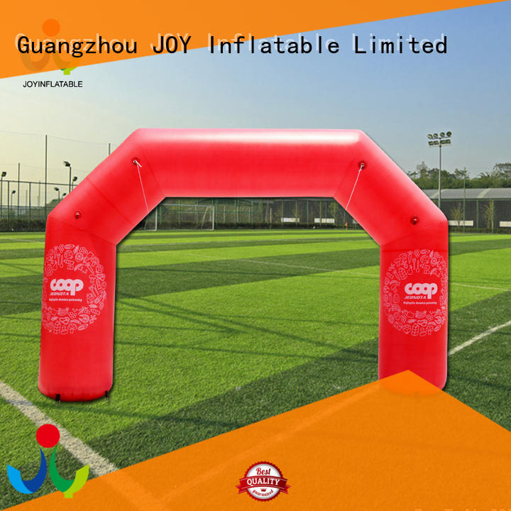 JOY inflatable durable kids inflatable water park clear for kids