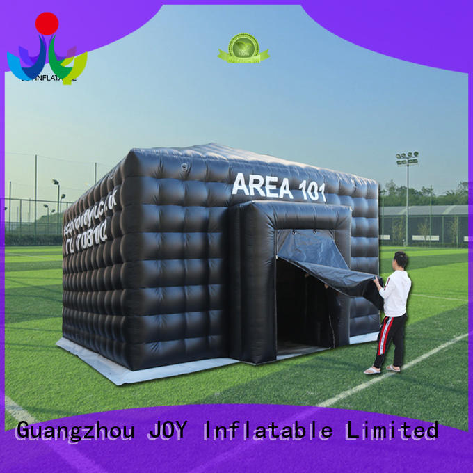 JOY inflatable Brand giant 8x7x5m custom inflatable marquee for sale