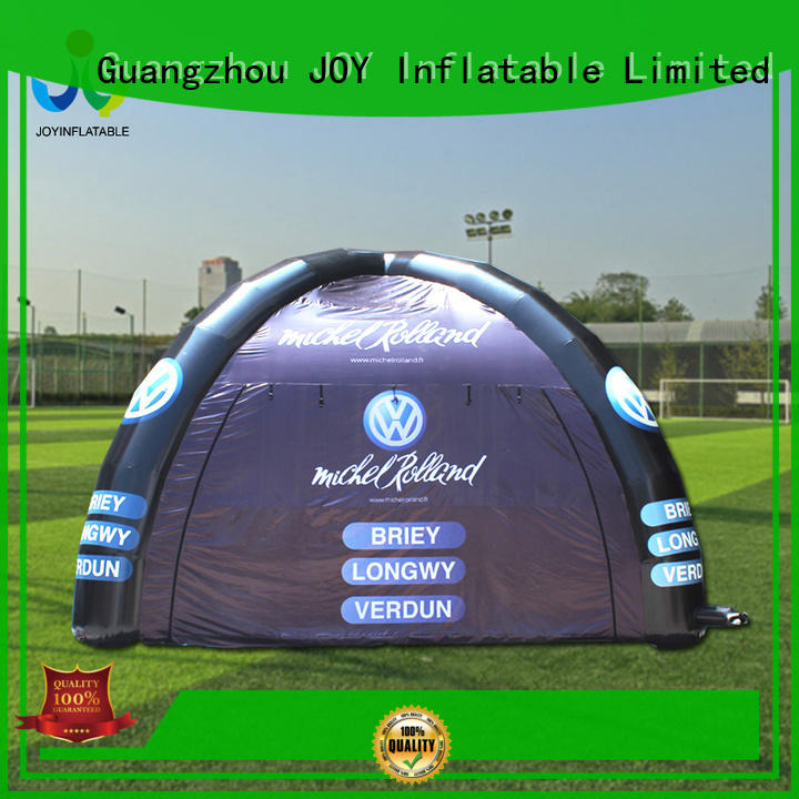 JOY inflatable fireproof Inflatable advertising tent inquire now for kids