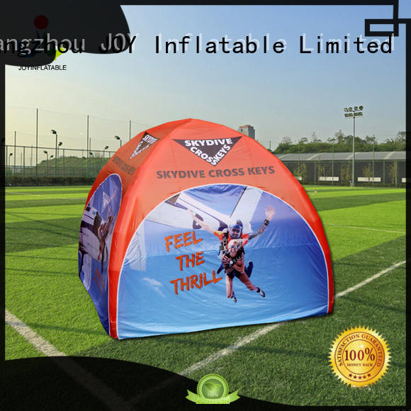 JOY inflatable white inflatable exhibition tent inquire now for outdoor