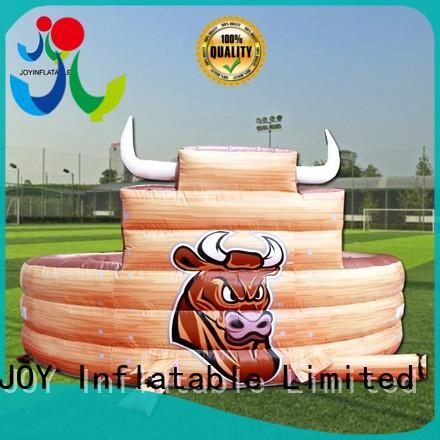 JOY inflatable pitchinflatable inflatable outdoor games supplier for child