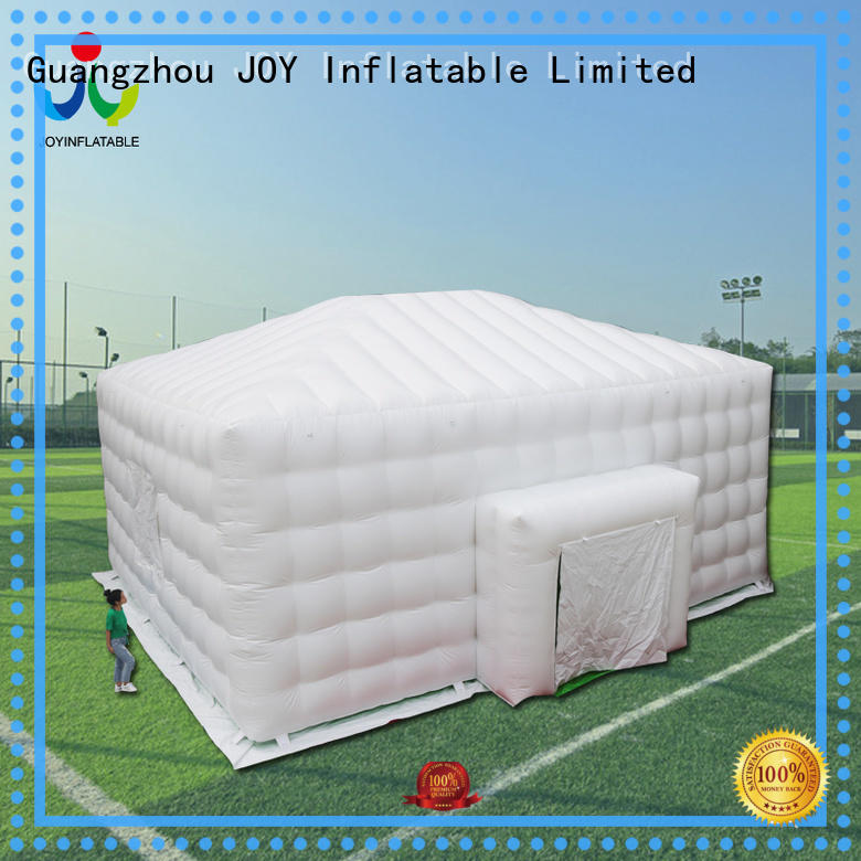JOY inflatable blow up marquee personalized for children