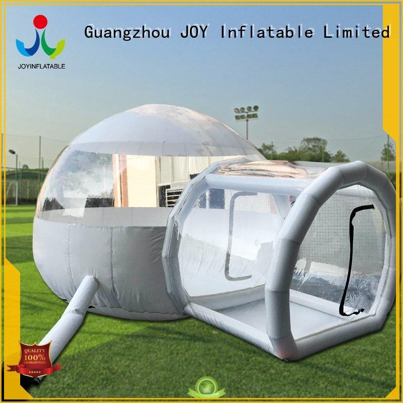 JOY inflatable watchtower inflatable bubble tent personalized for children