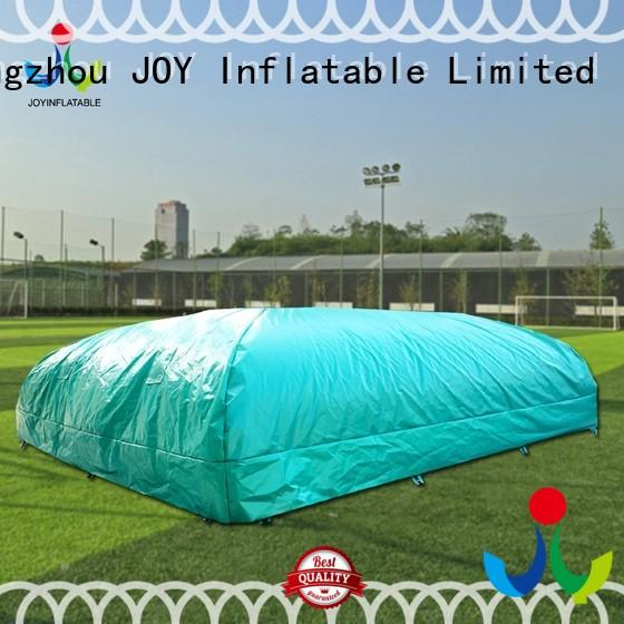 JOY inflatable Brand airbag  hot sale bag jump manufacture