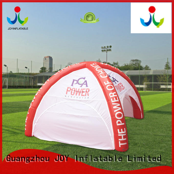 JOY inflatable white spider tent with good price for outdoor