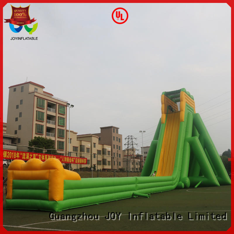 big inflatable water slides for kids JOY inflatable