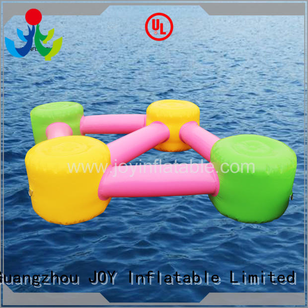 JOY inflatable blow up water park factory price for children