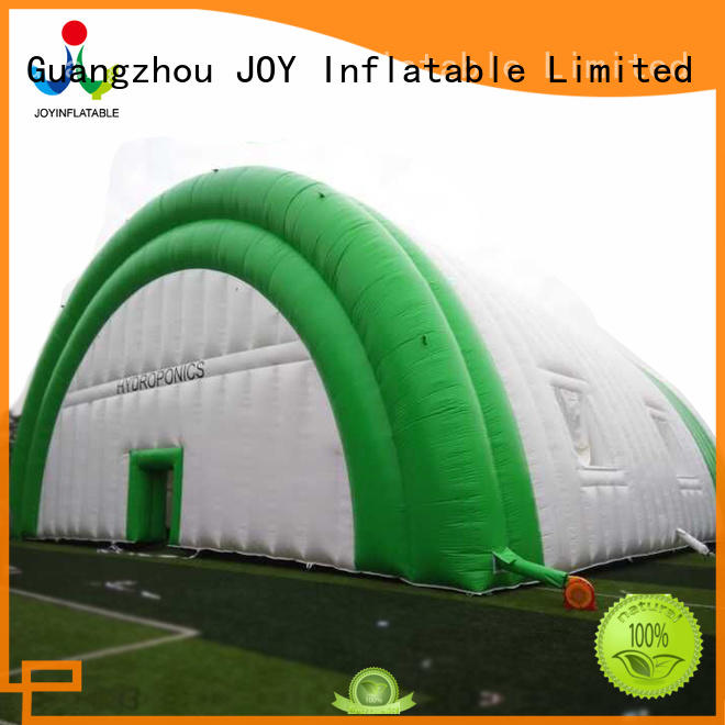 JOY inflatable waterproof inflatable giant tent manufacturer for kids