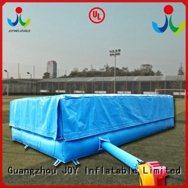 at foam pit airbag king for outdoor JOY inflatable