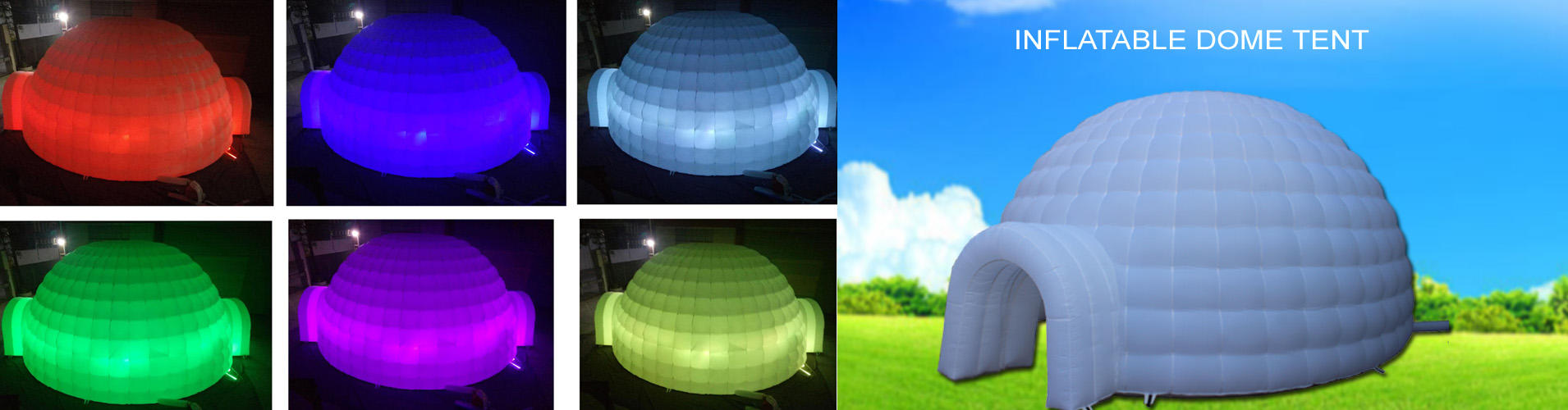 JOY inflatable igloo dome tent directly sale for children-1
