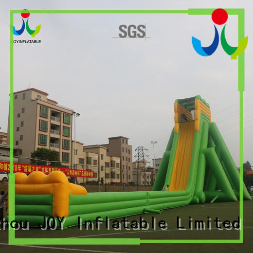hot selling inflatable water slide customized for outdoor