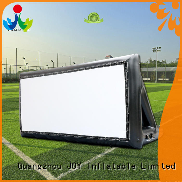 JOY inflatable inflatable movie screen directly sale for outdoor
