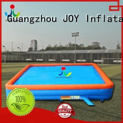 at airbag jump snow for child JOY inflatable