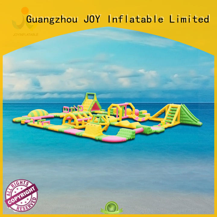 JOY inflatable giant inflatable water trampoline design for outdoor