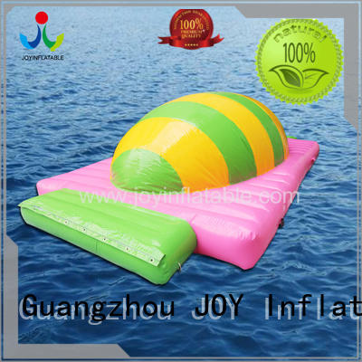 JOY inflatable skiing inflatable amusement park directly sale for child