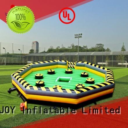 Hot quality mechanical bull for sale wipe JOY inflatable Brand