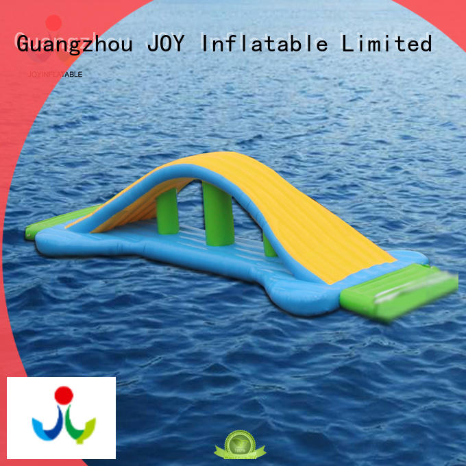 JOY inflatable floating inflatable water park factory price for child