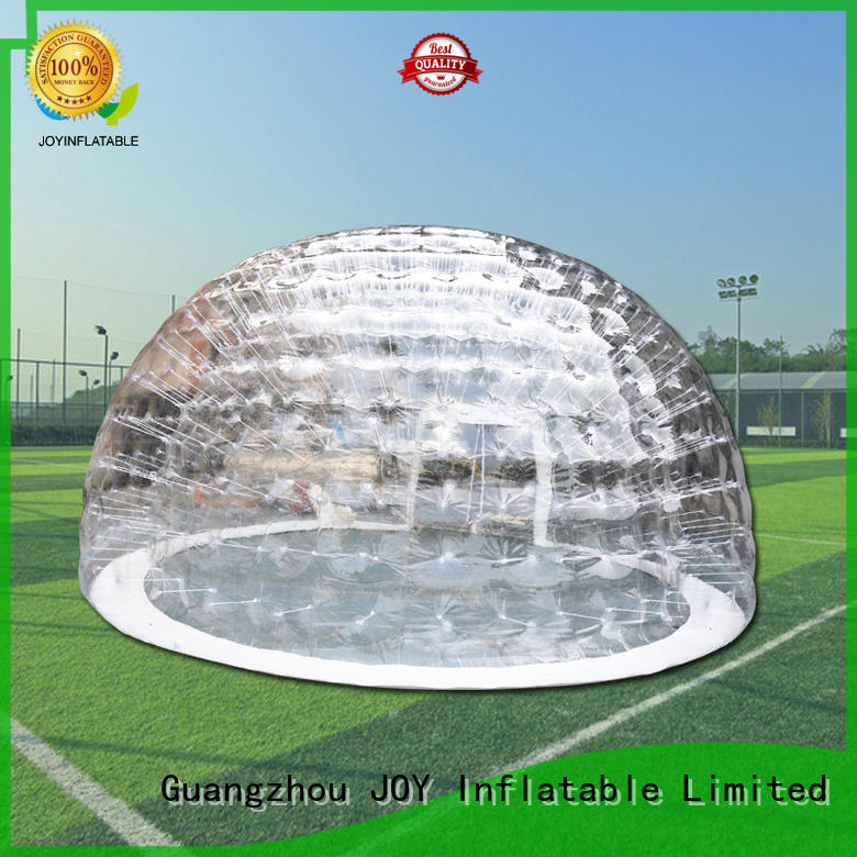light inflatable tent manufacturers yard dome JOY inflatable Brand